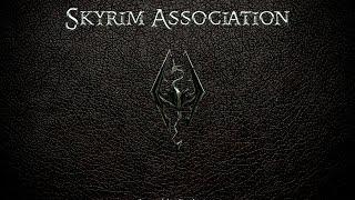 Skyrim Association: подробная настройка персонажа, меню игры, меню MCM.