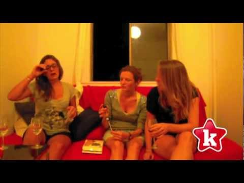 Four French Girls Explore Sex Toys - Part 2