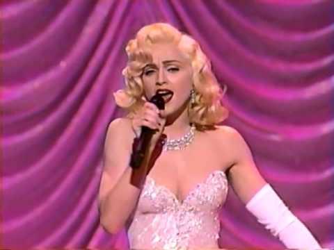 Madonna - Sooner Or Later (63rd Academy Awards) (1991)