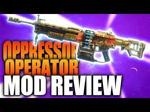 "Black Ops 4: Titan ""Oppressor Operator Mod"" Review - What Does The Oppressor Operator Mod Do?"
