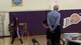 Kobe Bryant Goes Off on Nick Young! Cusses Out Teammates