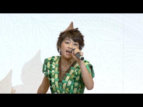 新・ピーターパン 吉柳咲良が「I'm Flying」を爽やかに歌唱!