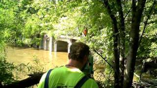 Land Surveying - Combined Sewer Outfall