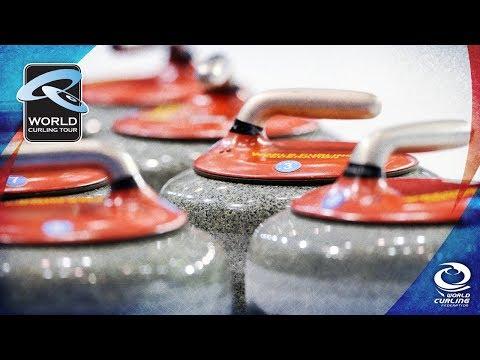 WCT: Sinclair (USA) v Wang (CHN) - Final - International Bernese Ladies Cup 2018
