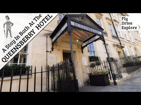 A Stay At The Queensberry Hotel - A Boutique Hotel In Bath