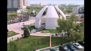 Достопримечательности Актау. - Sights of Aktau.(Акта́у — город на юго-западе Казахстана, областной центр Мангистауской области (ранее называлась Мангышл..., 2015-06-26T18:33:34.000Z)