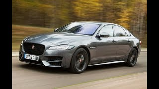 Release Quality Rating Jaguar XF Top Performance Speed