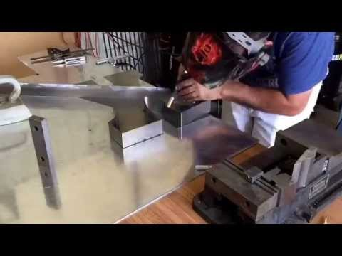 Welding: How to Make Channel Letters with 24 Gauge Sheet Metal