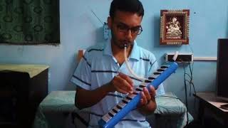 ভারত আমার ভারতবর্ষ।মেলোডিকায় কুন্তল শীল।Bharat Amar Bharatbarsho|Melodica by Kuntal Sil