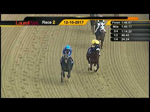 Laurel Park 12-10-17 race2