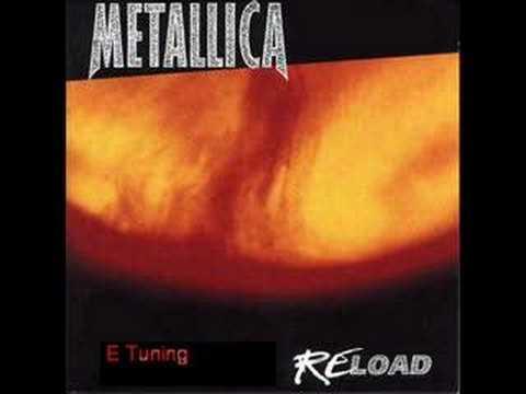 Metallica Fuel Standard E Tuning