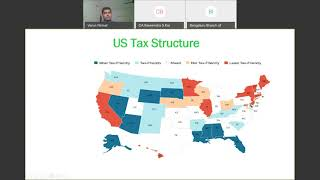 US Taxation Overview and Opportunities for CAs