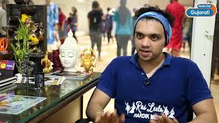 Gambar cover Garba Expert Hardik Mehta on teaching and promoting the loved dance form