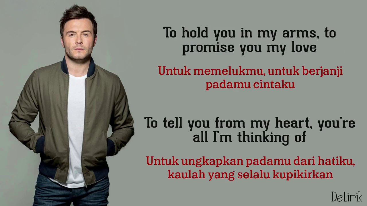 My Love - Westlife (Lirik video dan terjemahan)