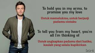 My Love - Westlife (Lyrics video dan terjemahan)
