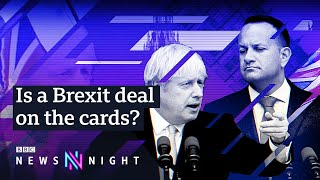 Is Boris Johnson working on a Brexit deal? – BBC Newsnight