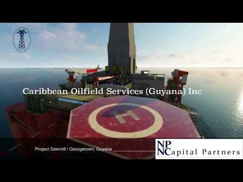 Oil & Gas Logistics Facility Guyana - NNP Capital Partners
