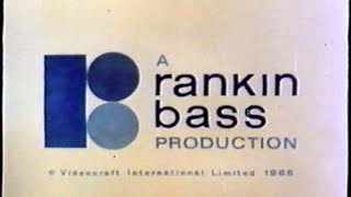 A Rankin Bass Production (1969) Company Logo (VHS Capture)
