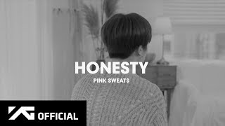 TREASURE : BANG YE DAM - HONESTY (Pink Sweat$ Cover.)