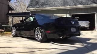 2014 ford mustang with john lund performance cam tune
