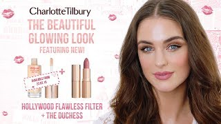 Valentine's Day Makeup Tutorial: Glowing Date Makeup | Charlotte Tilbury