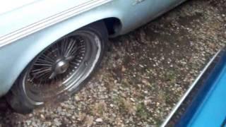 1965 Plymouth Belvedere 318 engine mopar baby