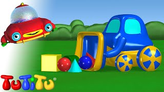 Tractor Tutitu The Toys Come To Life