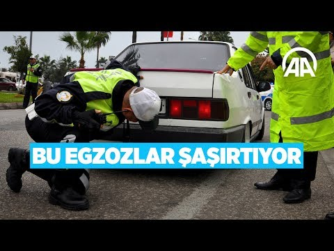 Anadolu Ajansı - Bu egzozlar şaşırtıyor