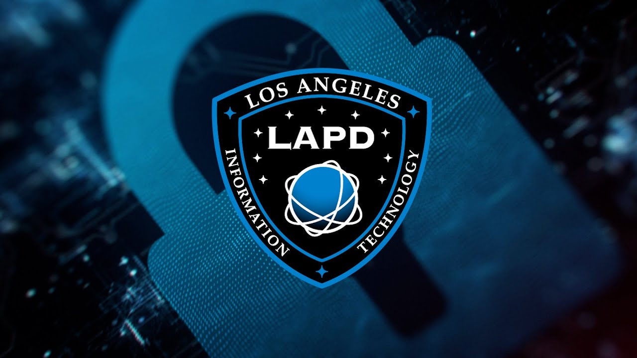 Cybersecurity Tips from the LAPD