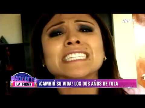 Así fueron los dramáticos momentos que vivió Tula Rodríguez con su esposo Javier Carmona
