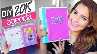DIY AGENDA 2015 ♥ Jimena Aguilar