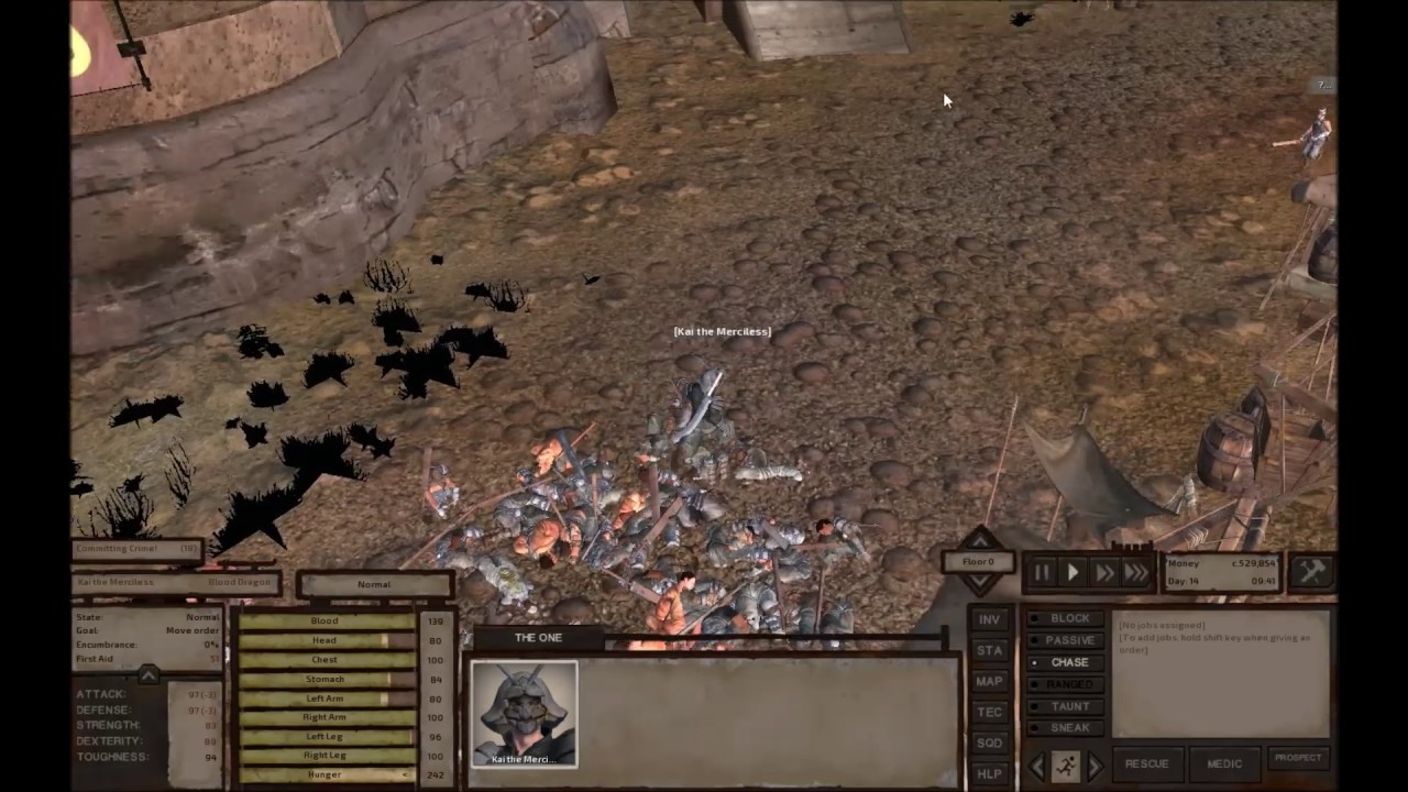 Steam Community :: Video :: Kenshi Gameplay - Blister Hill