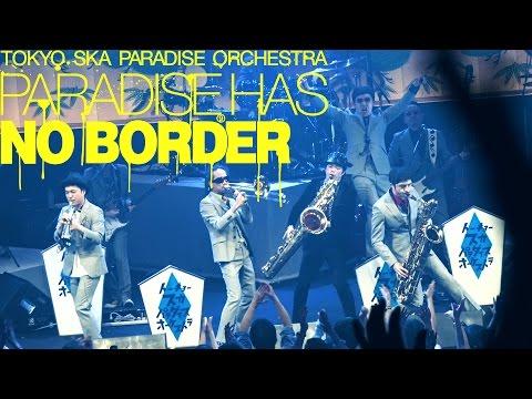 東京スカパラダイスオーケストラ 「Paradise Has No Border」(Live Ver. ゲスト:さかなクン)