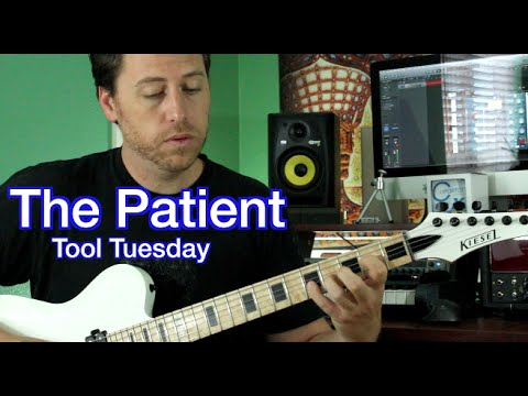 Tool Tuesday The Patient Guitar Lesson Youtube