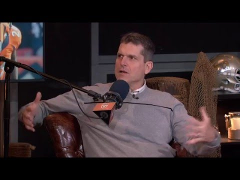 Jim Harbaugh In-Studio on The Dan Patrick Show (Full Interview) 2/5/16