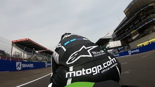 A lap of Le Mans with Simon Crafar and GoPro™