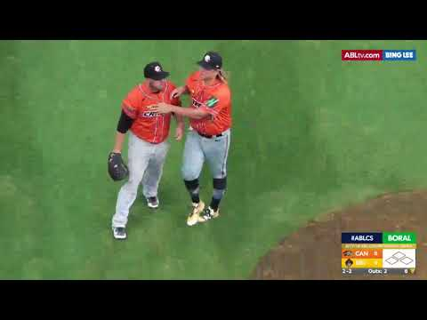 Benches clear in ABL Championship game, #ABLCS GAME THREE