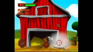 Wild West Shootout - Gameplay Wii (Original Wii)