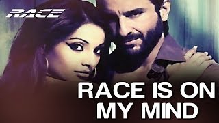 Race Is On My Mind - Race | Bipasha, Katrina, Saif & Akshaye | Sunidhi Chauhan & Neeraj Shridhar