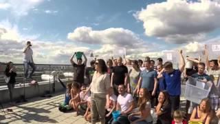 Mail.Ru Group и Ice Bucket Challenge
