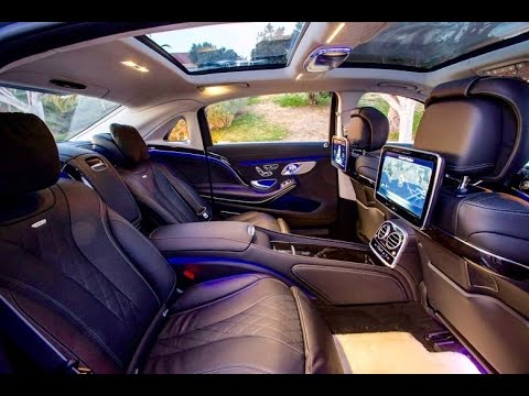 2017 Mercedes Maybach S600 Full Review / Exhaust / Start ...