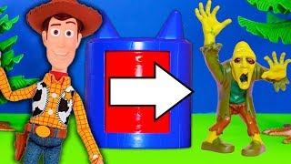 Paw Patrol and Toy Story 4 Spooky Transformations in Hero Changers