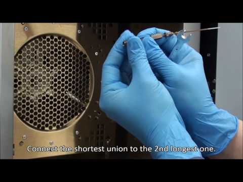 [YL6500 GC Maintenance] Packed Column Installation in the PDD