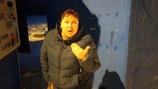 """""""Дама с собачкой"""" отматерила депутата. Real video"""