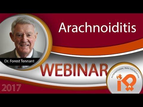 Arachnoiditis Webinar w