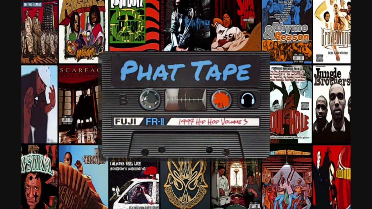 Phat Tape 1997 Hip Hop volume 3