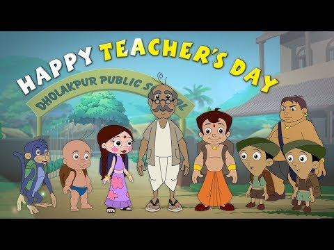 chhota-bheem-and-friends---teacher's-day-special-video.