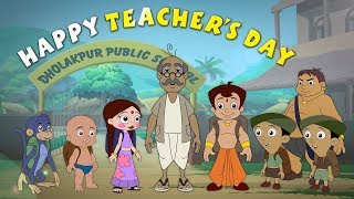 Chhota Bheem and Friends - Teacher
