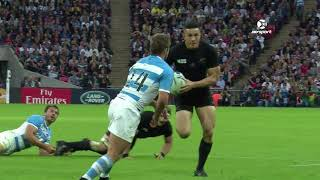 ON THIS DAY: All Blacks defeat Argentina in 2015 RWC