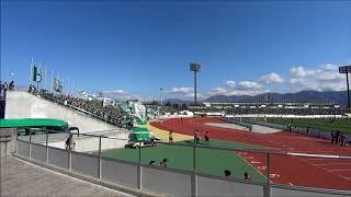 2018明治安田生命J2リーグ 第4節 松本山雅FCvs.ファジアーノ岡山.